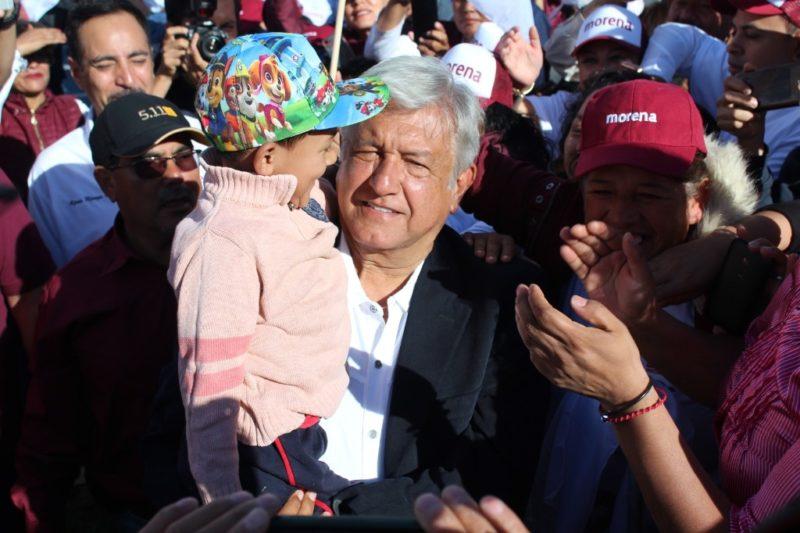 Como ganó la selección, va a ganar México con mi triunfo: AMLO