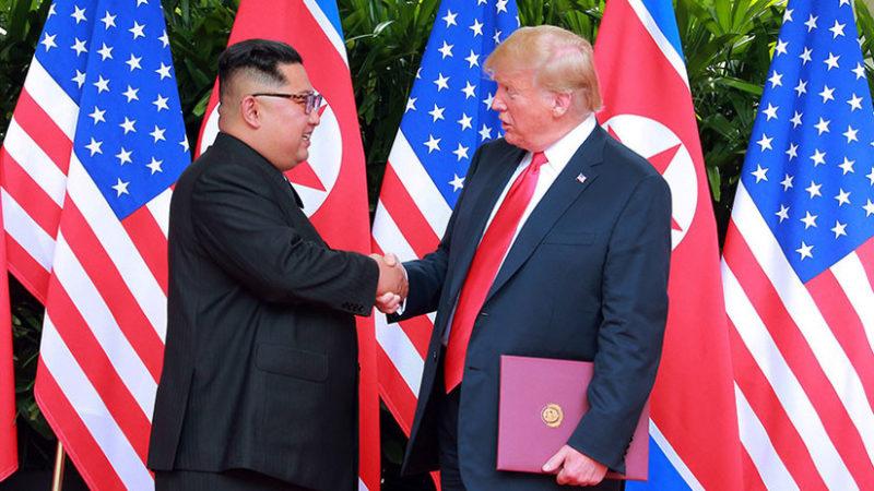 Video: Kim Jong-un anuncia que su país y EE.UU. han acordado renunciar a las acciones militares hostiles