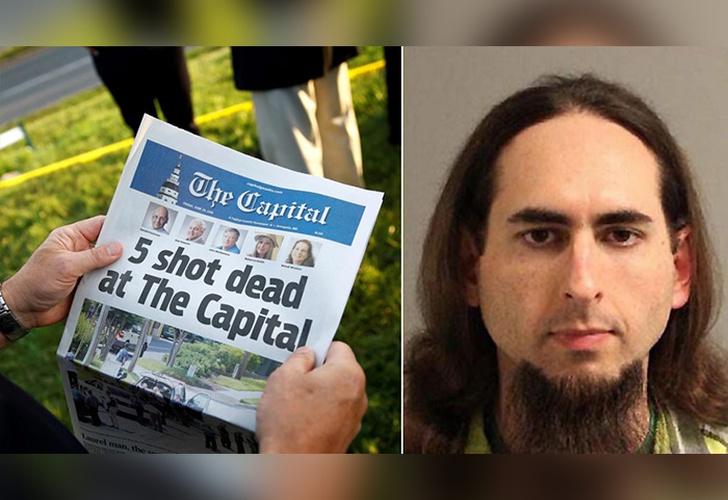 Atentado en el diario Capital Gazette genera acusaciones contra Trump