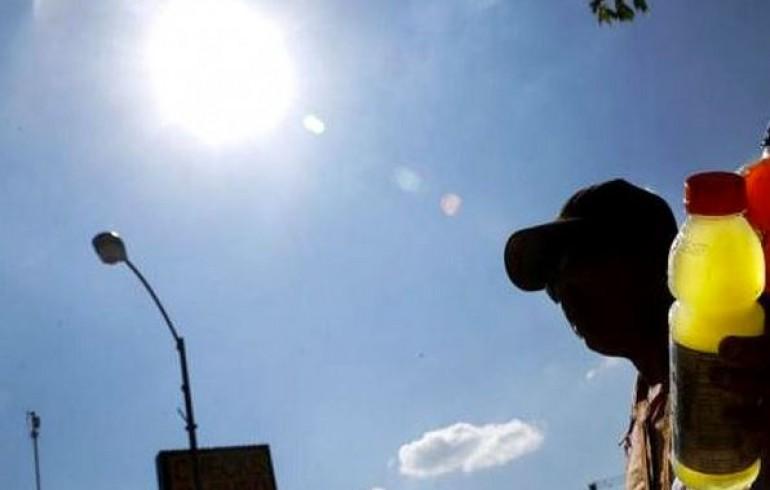 Temperaturas superiores a los 45 grados en 28 estados