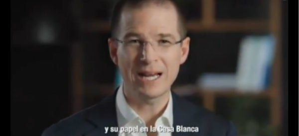 """Anaya propone Fiscalía que investigue a EPN y su Casa Blanca; si resulta culpable, """"terminará en la cárcel"""""""