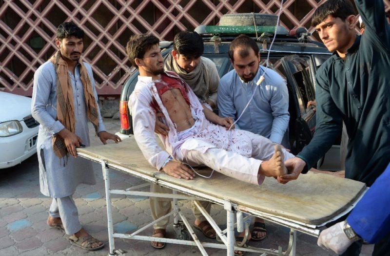 Al menos 20 muertos en ataque suicida en Afganistán