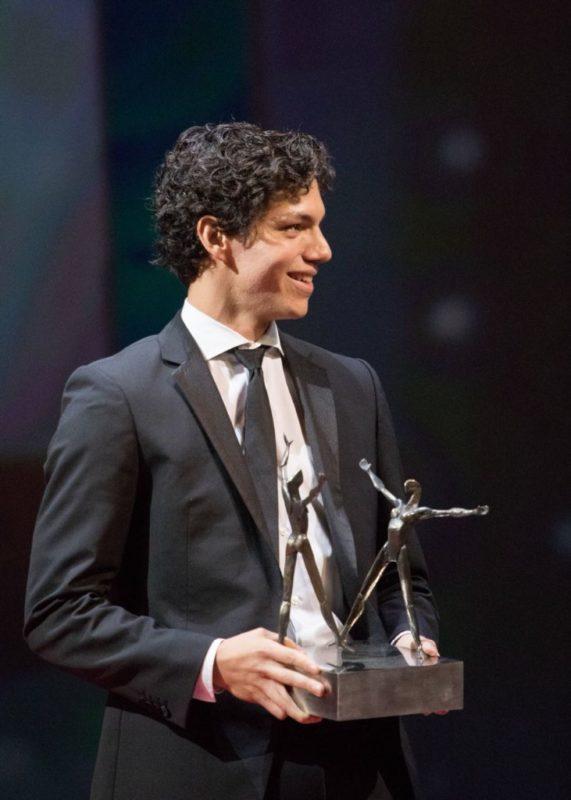 Isaac Hernández, primer mexicano en ganar el Benois de Danse