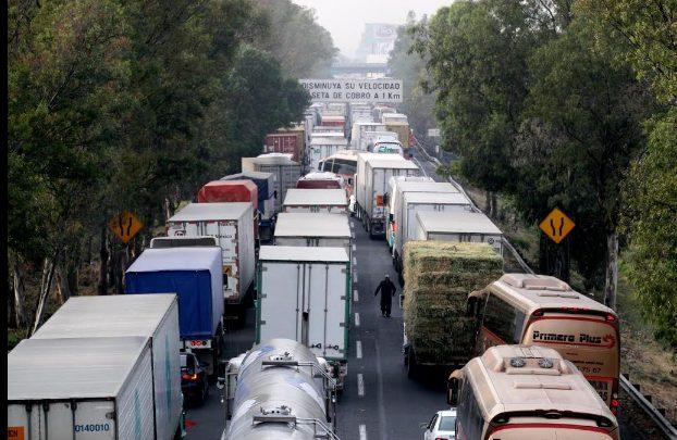 Canacar reporta incremento de 117 por ciento en robo a autotransporte