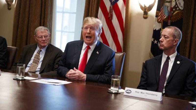 Trump firmará una orden ejecutiva para evitar separar a las familias