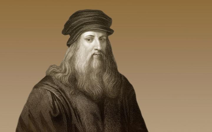 Presentan en Italia primera pintura de Da Vinci