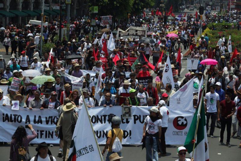 A 47 años, sigue exigencia de justicia por 'El Halconazo'