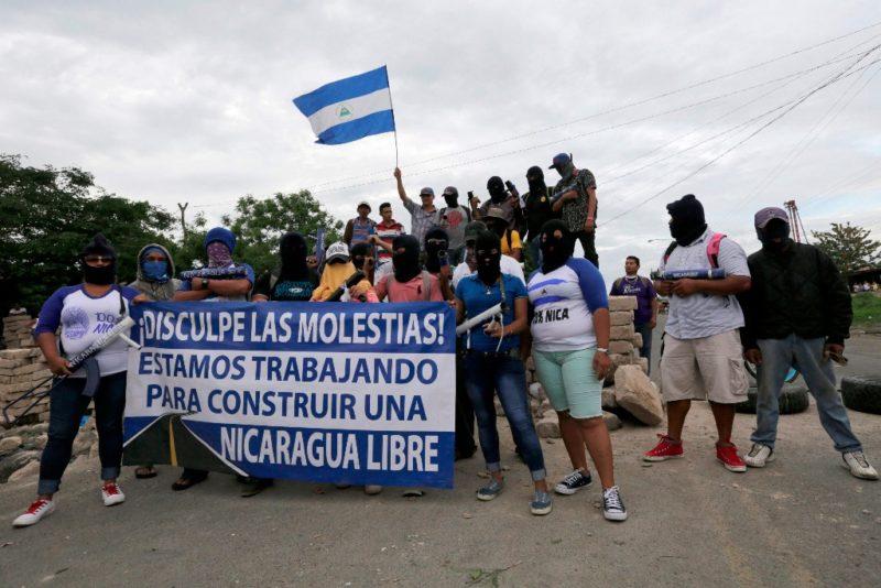 EU niega visas a funcionarios nicaragüenses