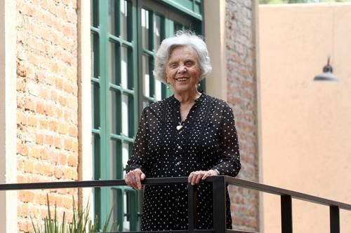 Todo el legado de Elena Poniatowska permanecerá en México