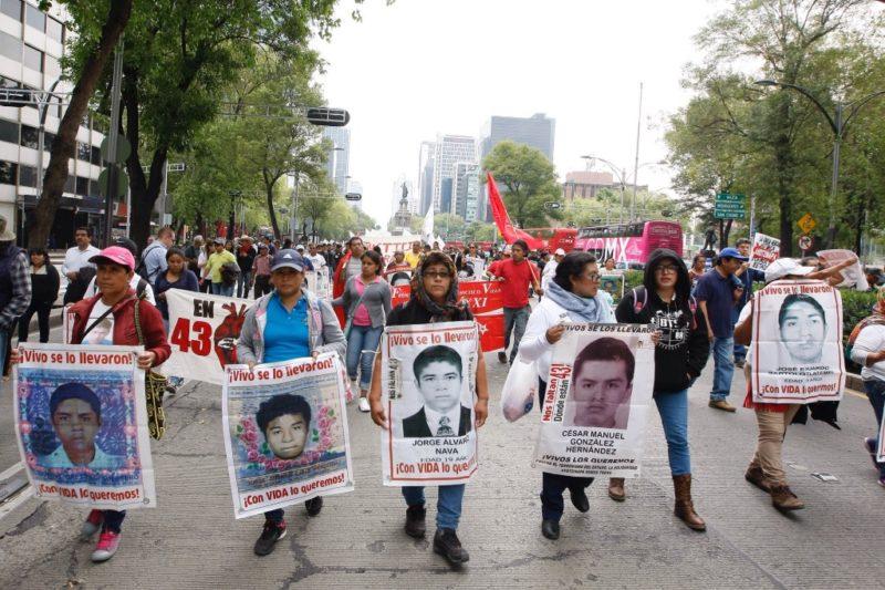 Tribunal rechaza recurso de Presidencia contra resolución sobre Ayotzinapa