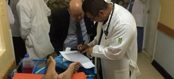 México envía ayuda a Guatemala con equipo médico; expertos de la UNAM monitorean actividad volcánica