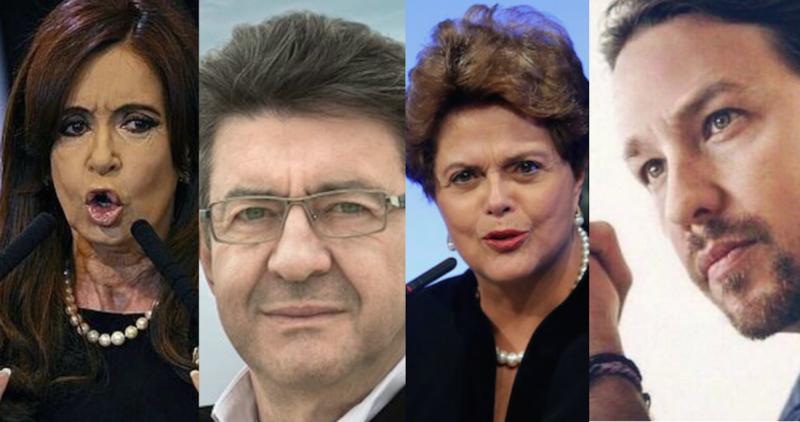 Líderes y ex Presidentes de Europa y América Latina expresan su beneplácito por posible triunfo de AMLO