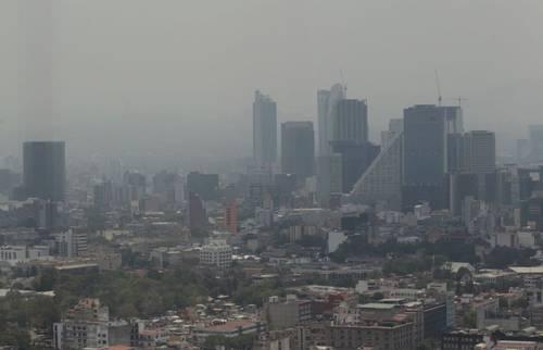 Mueren al año 18 mil mexicanos por la contaminación
