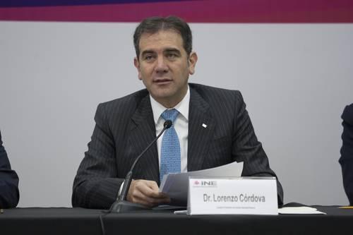 Descarta el INE un fraude electoral o la caída del sistema de cómputo
