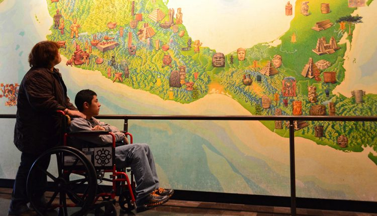 Relación arte-discapacidad, tema de coloquio internacional