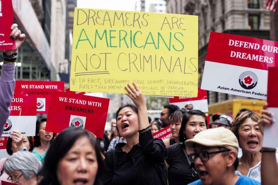 Cámara Baja rechaza reforma de inmigración pese a pedido de Trump