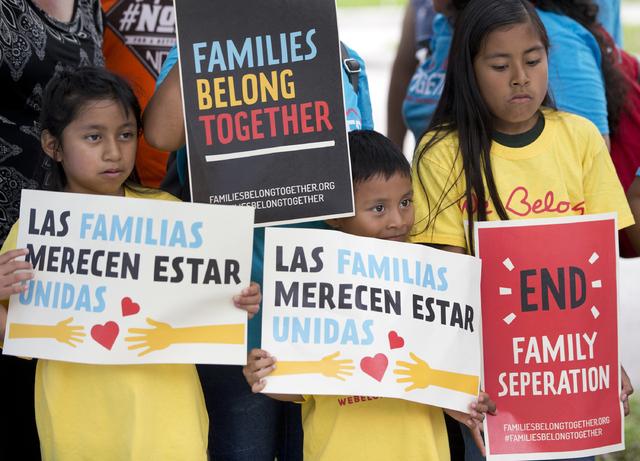 """Separar a familias migrantes, """"inadmisible"""", afirma el Alto Comisionado de la ONU para los Derechos Humanos"""