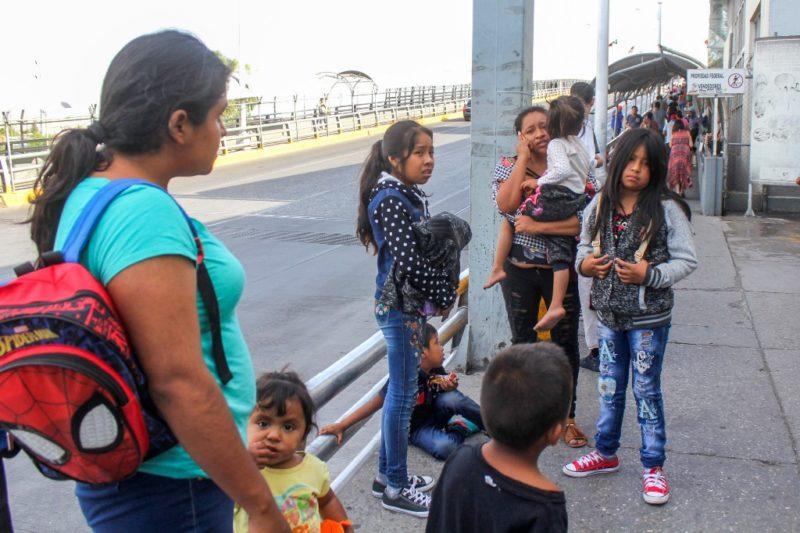 EU ha separado de sus familias a 4 mil niños inmigrantes