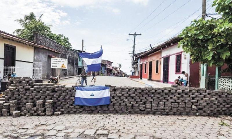Aumenta la violencia en Nicaragua. EU manda a un experto en transición