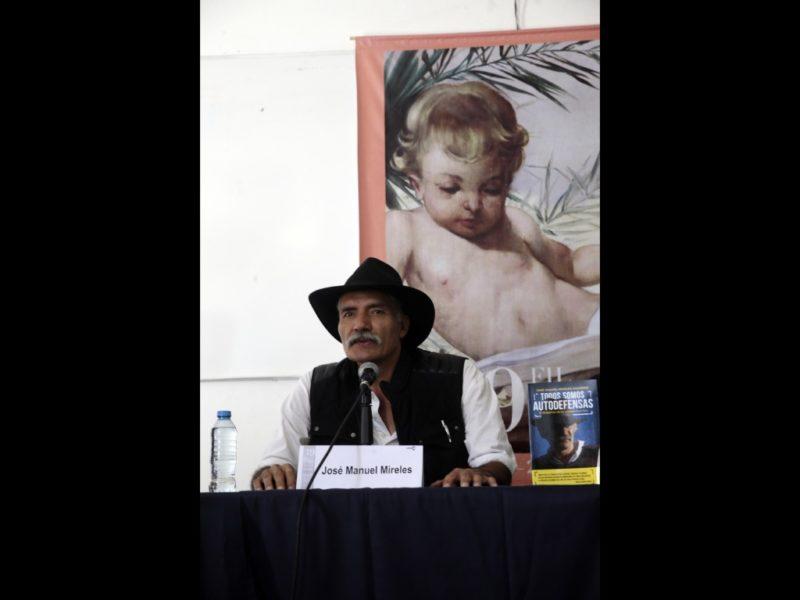 TEPJF cancela registro de José Manuel Mireles