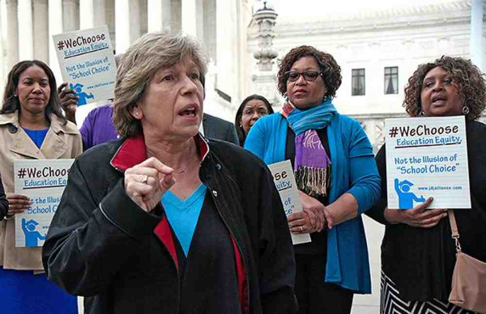 A moral imperative, Ending poverty:  Randi Weingarten President, American Federation of Teachers