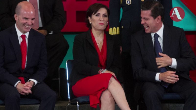 Rosario Robles negó vínculos de secretarías con empresas fachada, pero e-mails la desmienten