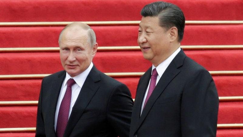 China y Rusia acuerdan aumentar el comercio y la inversión en monedas nacionales