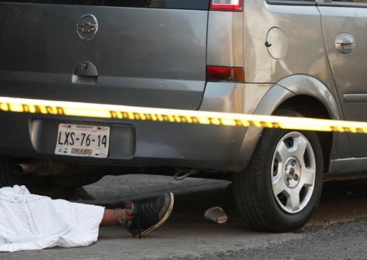 Registra mayo récord de 2 mil 530 homicidios dolosos