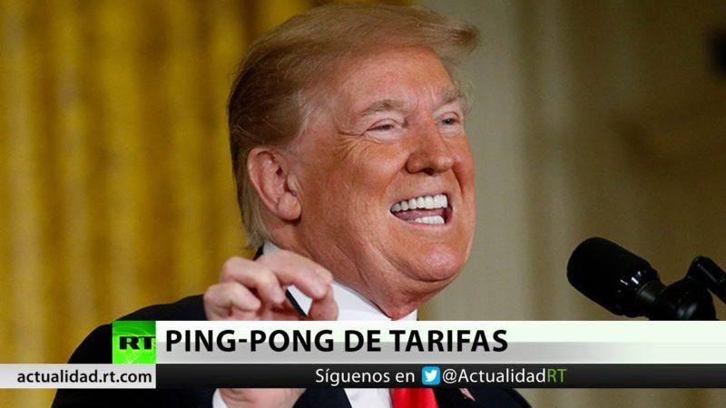 Trump ordena preparar nuevos aranceles sobre productos chinos por 200.000 millones de dólares