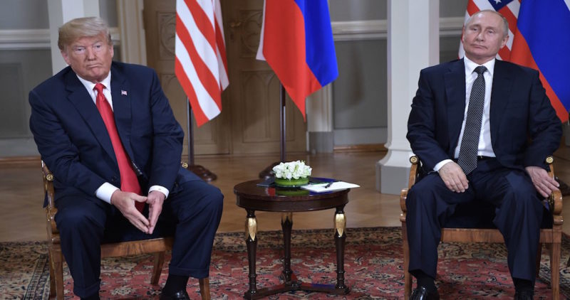 Videos: Rusia no interfirió en elecciones de EU: Putin a Trump