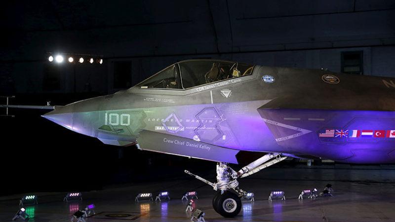 EU envía en secreto al Pacífico un portaaviones con cazas F-35