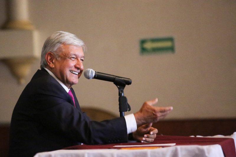 Presupuesto 2019 no incluye pensiones para ex presidentes: AMLO