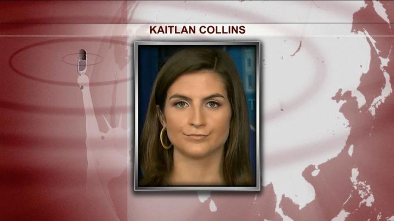 Condenas a la Casa Blanca por vetar a corresponsal de la CNN después de que le hiciera preguntas a Trump