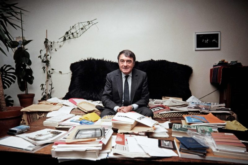 Fallece Claude Lanzmann, relator ineludible del Holocausto