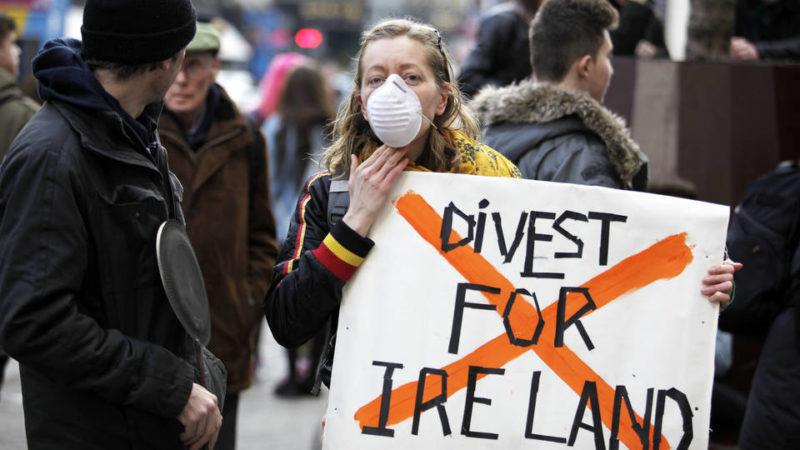 Irlanda sería el primer país del mundo en desinvertir en combustibles fósiles