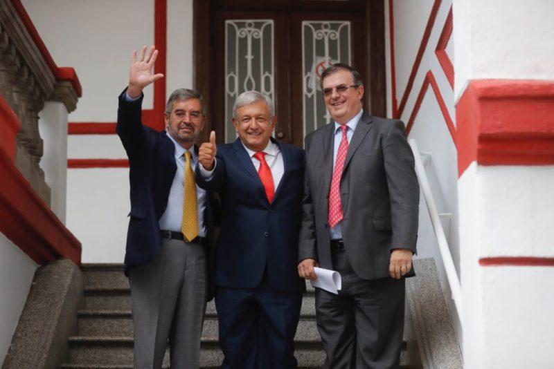 Propone AMLO al ex rector de la UNAM, Juan Ramón de la Fuente, como embajador en ONU