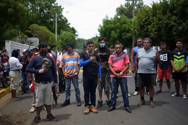 Intenso ataque de fuerzas de Ortega en Masaya. Condena internacional a la represión