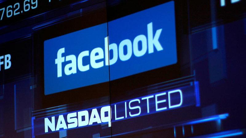 Facebook cae el 18% en la bolsa y pierde 120.000 millones de dólares de valor