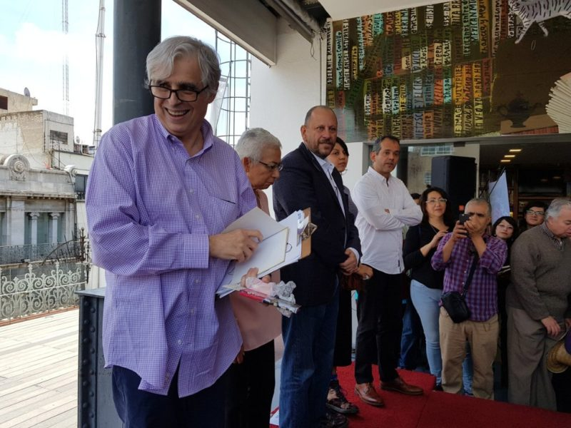 Homenaje al caricaturista mexicano Rius, a un año de su fallecimiento