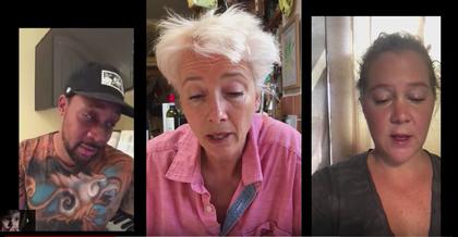 Video: Actores de Hollywood se suman a la lucha de madres y padres migrantes separados de sus hijos por Trump
