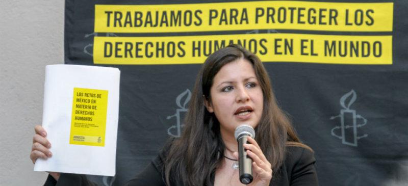 Pretende el gobierno federal ocultar la verdad sobre Ayotzinapa, denuncia Amnistía Internacional