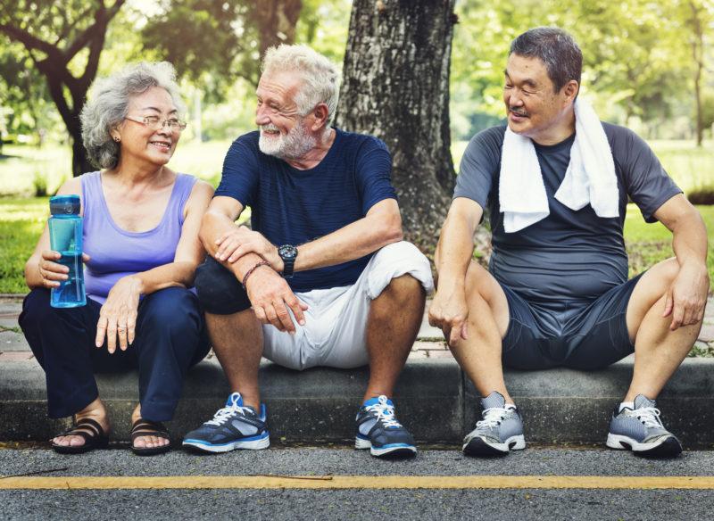 Los hábitos saludables pueden alargar la vida