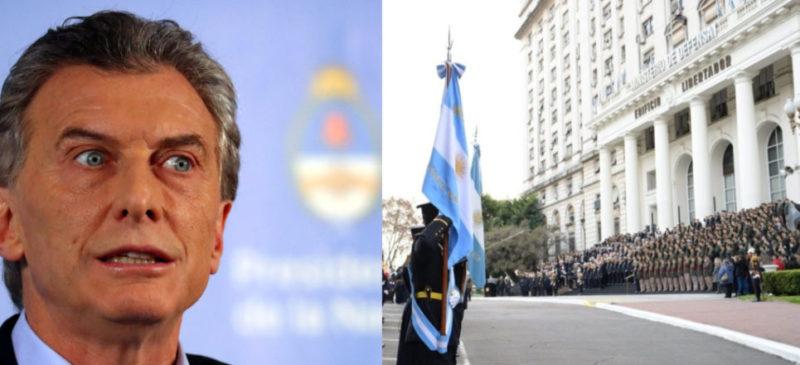 Autoriza Mauricio Macri bases de Estados Unidos en Argentina