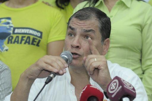 Corte Nacional de Ecuador ordena prisión preventiva a expresidente Rafael Correa