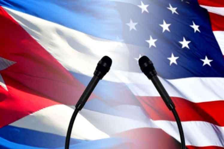 Reunión cubano-estadounidense sobre cooperación contra terrorismo, drogas y ciberdelitos