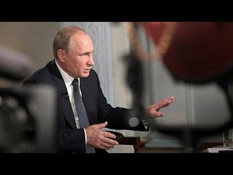 Videos: EE.UU. envía a Putin una invitación para visitar Washington este otoño