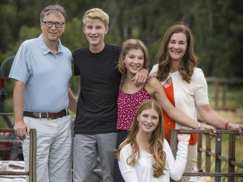 Nada de teléfonos ni tabletas: así son las normas que Bill Gates ha puesto a sus hijos