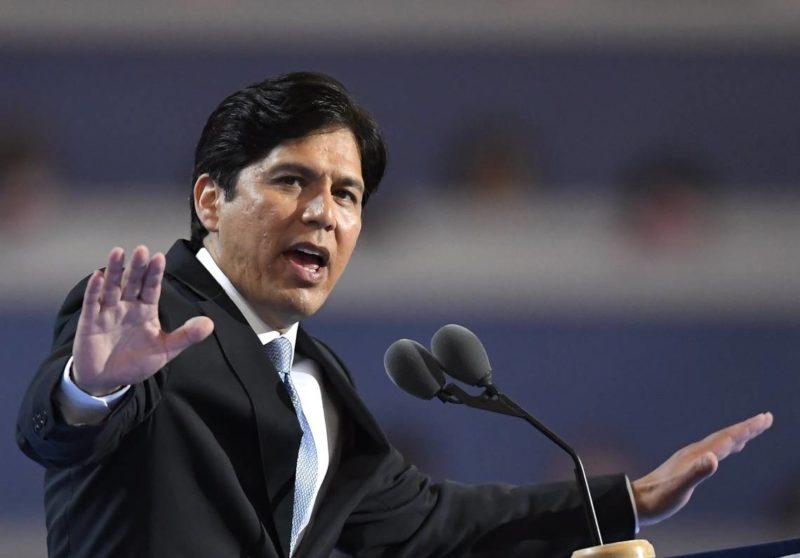 Kevin de León gana el respaldo demócrata para lograr un escaño en el Senado federal