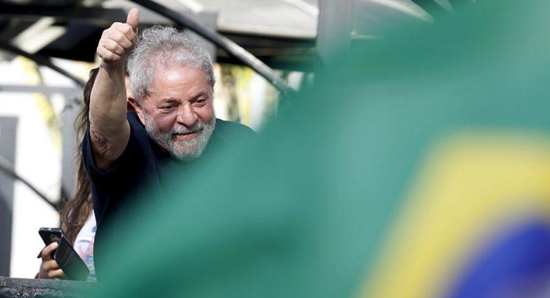 Justicia de Brasil ordena liberación urgente del expresidente Lula