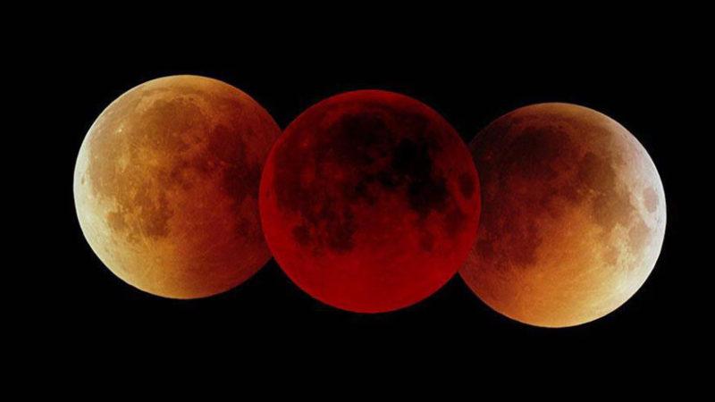 'Luna sangrienta': Este viernes, el eclipse lunar más largo del siglo XXI